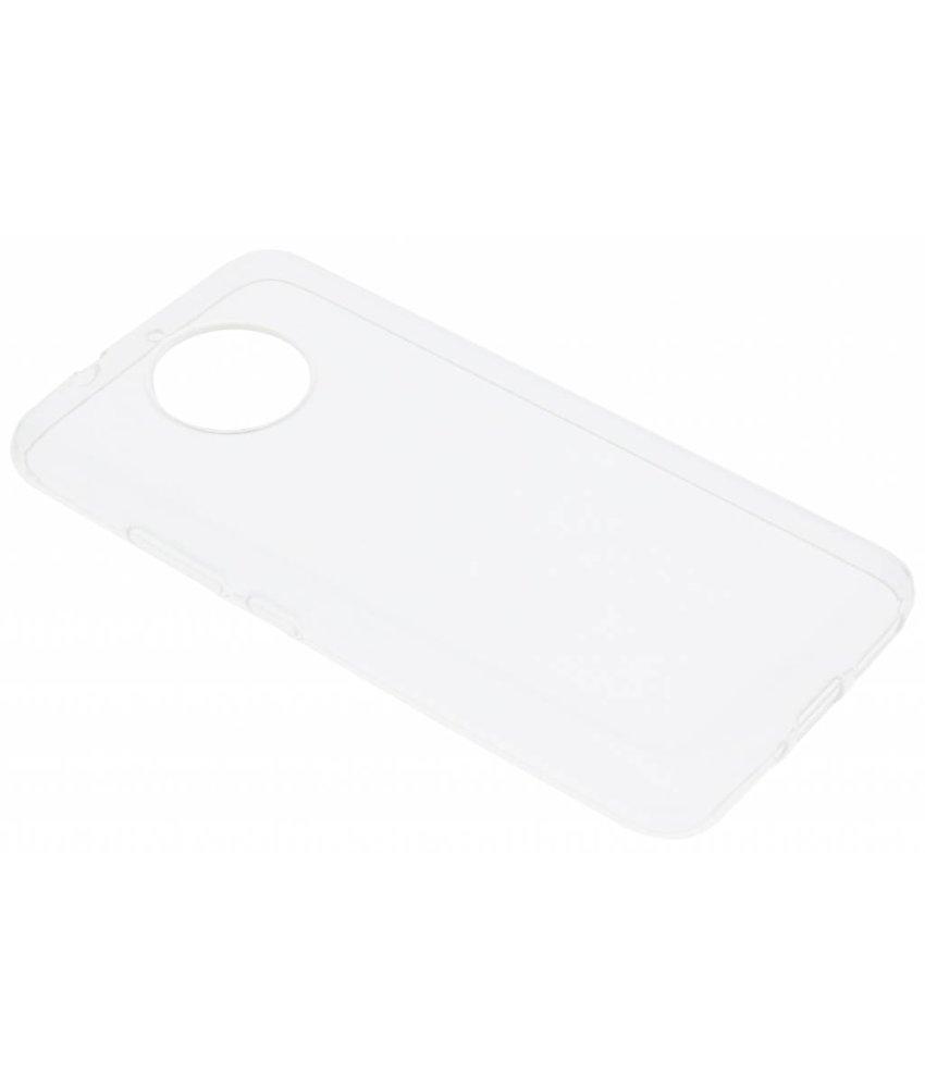 Ultra thin transparant TPU hoesje Motorola Moto G5S
