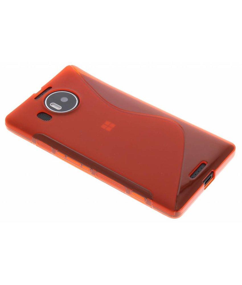 S-line TPU hoesje Microsoft Lumia 950 XL