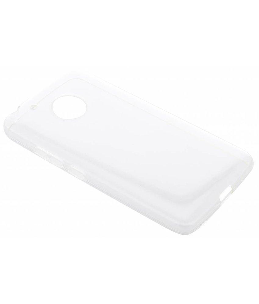 Transparant gel case Motorola Moto G5