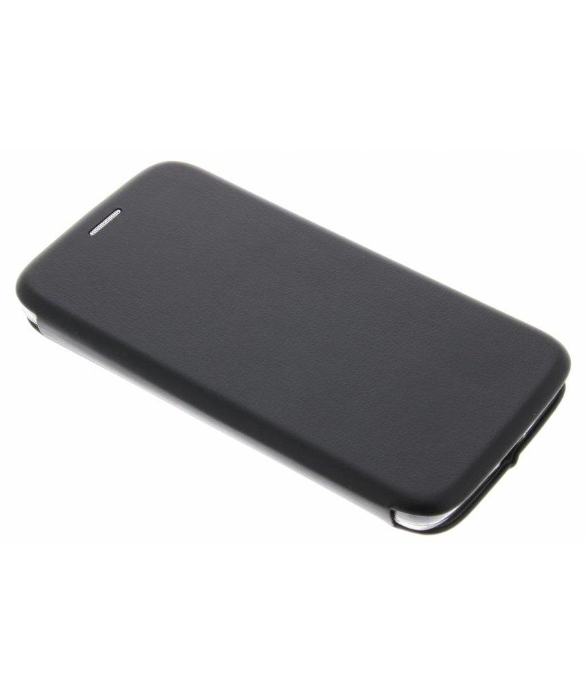 Zwart slim Foliocase Motorola Moto G5