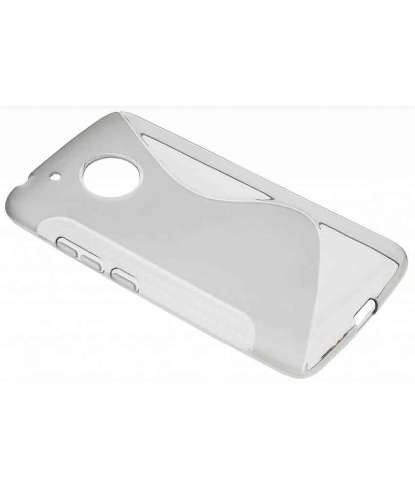 Grijs S-Line TPU hoesje Motorola Moto G5