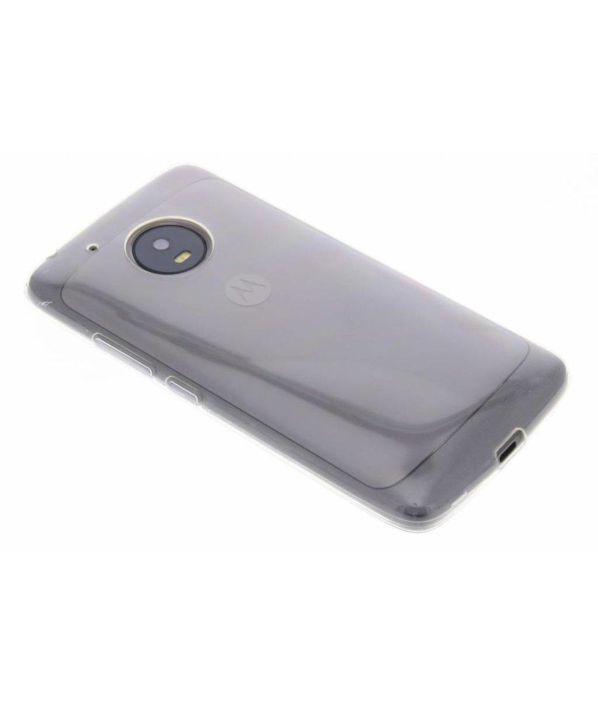 Ultra Thin Transparant TPU hoesje Motorola Moto G5