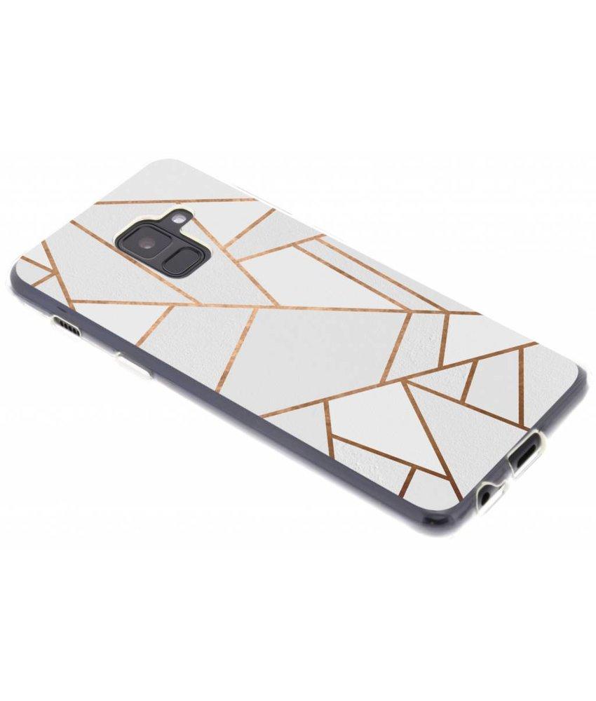 Design TPU hoesje Samsung Galaxy A8 (2018)