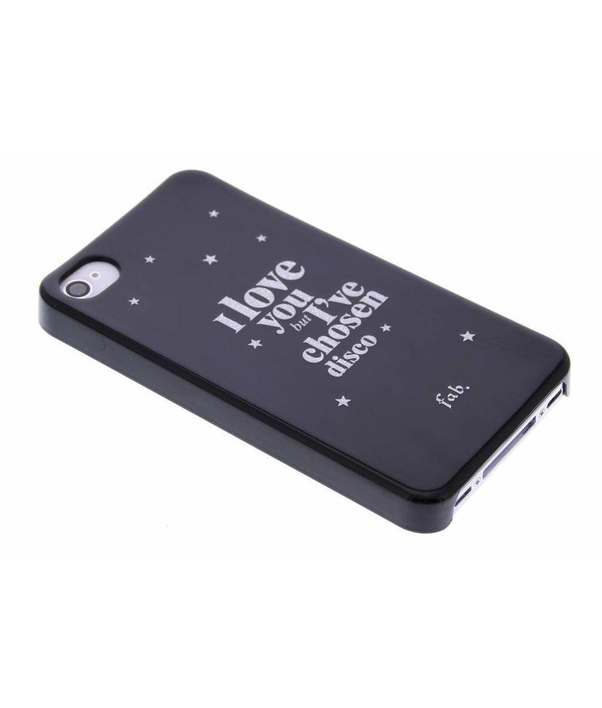Fab. Disco Glitter hardcase hoesje iPhone 4 / 4s