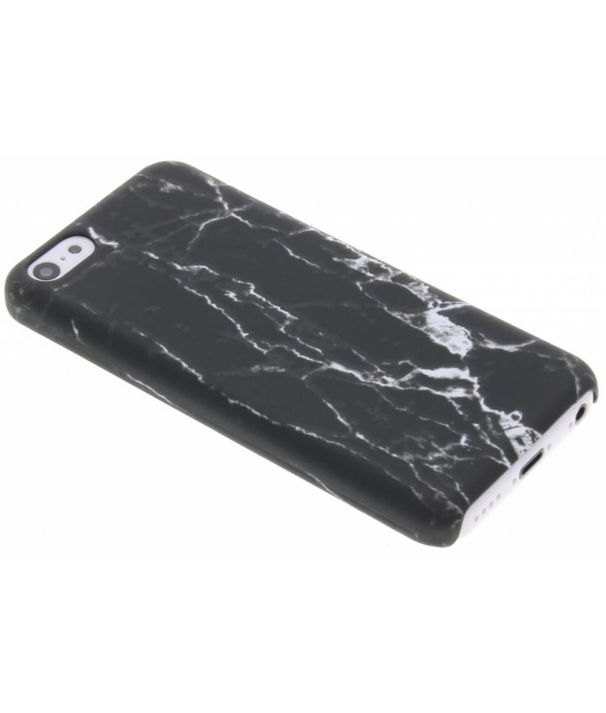 Marmer look hardcase hoesje iPhone 5c