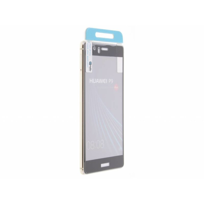 Bicolore Vert / Jaune Transparent Étui En Silicone Tpu Pour Le P9 Huawei Sr5ay