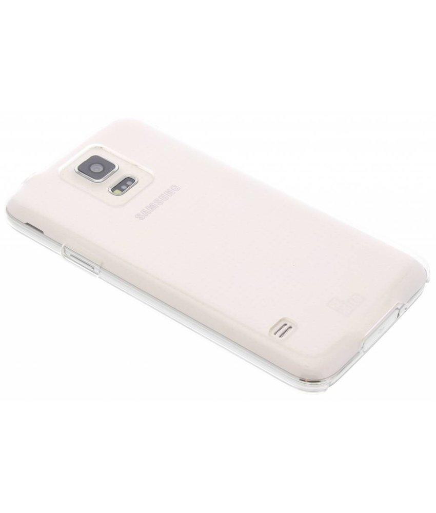 Be Hello Transparant Back Case Samsung Galaxy S5 (Plus) / Neo