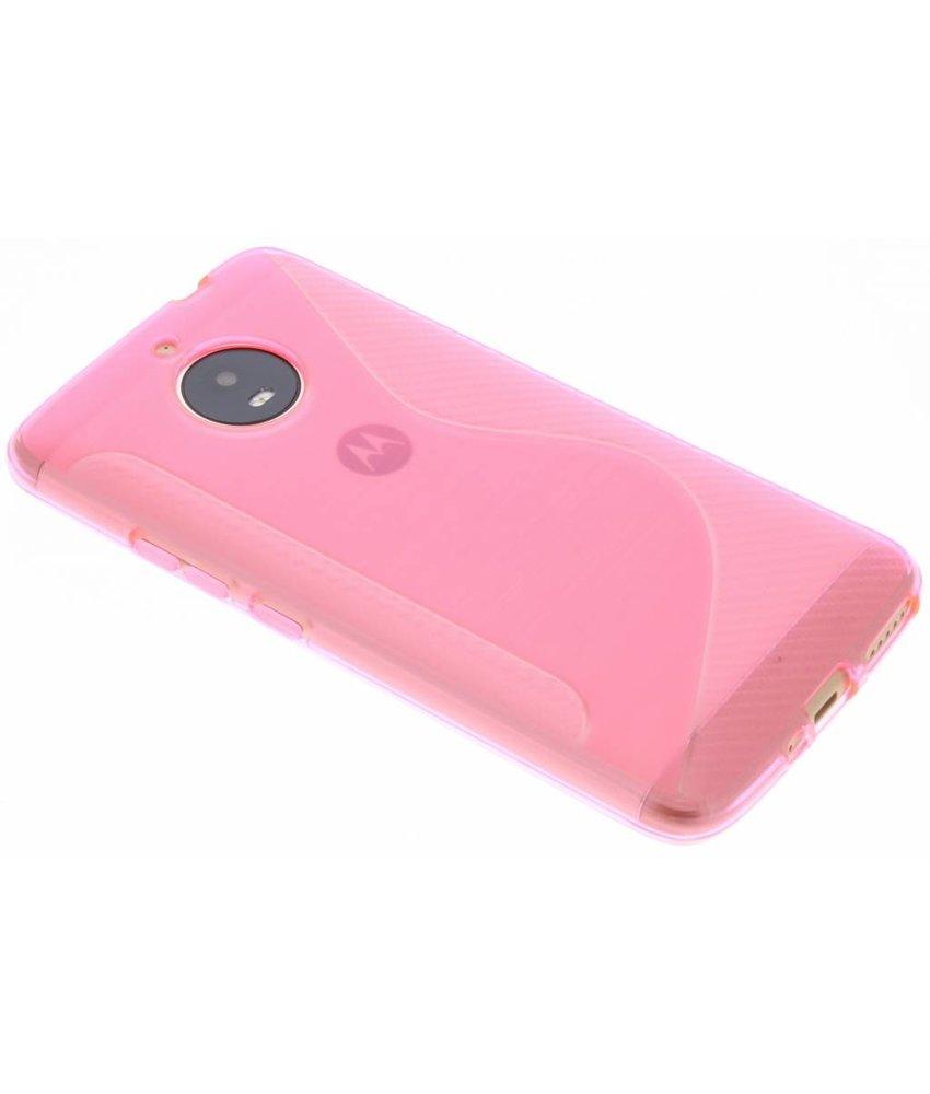 S-line TPU hoesje Motorola Moto E4 Plus