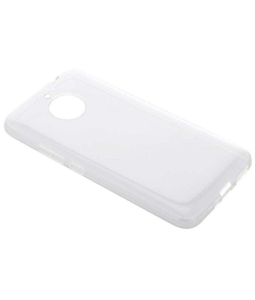 Transparant gel case Motorola Moto E4 Plus