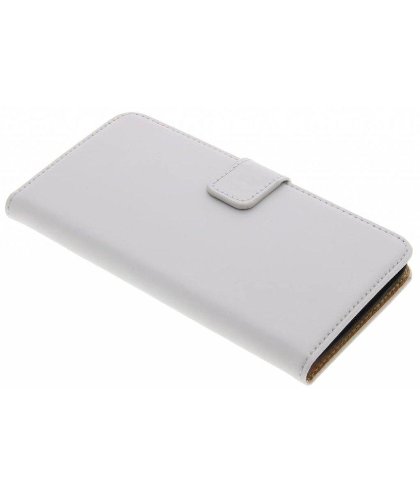 Selencia Zilver Luxe Book Case Motorola Moto E4