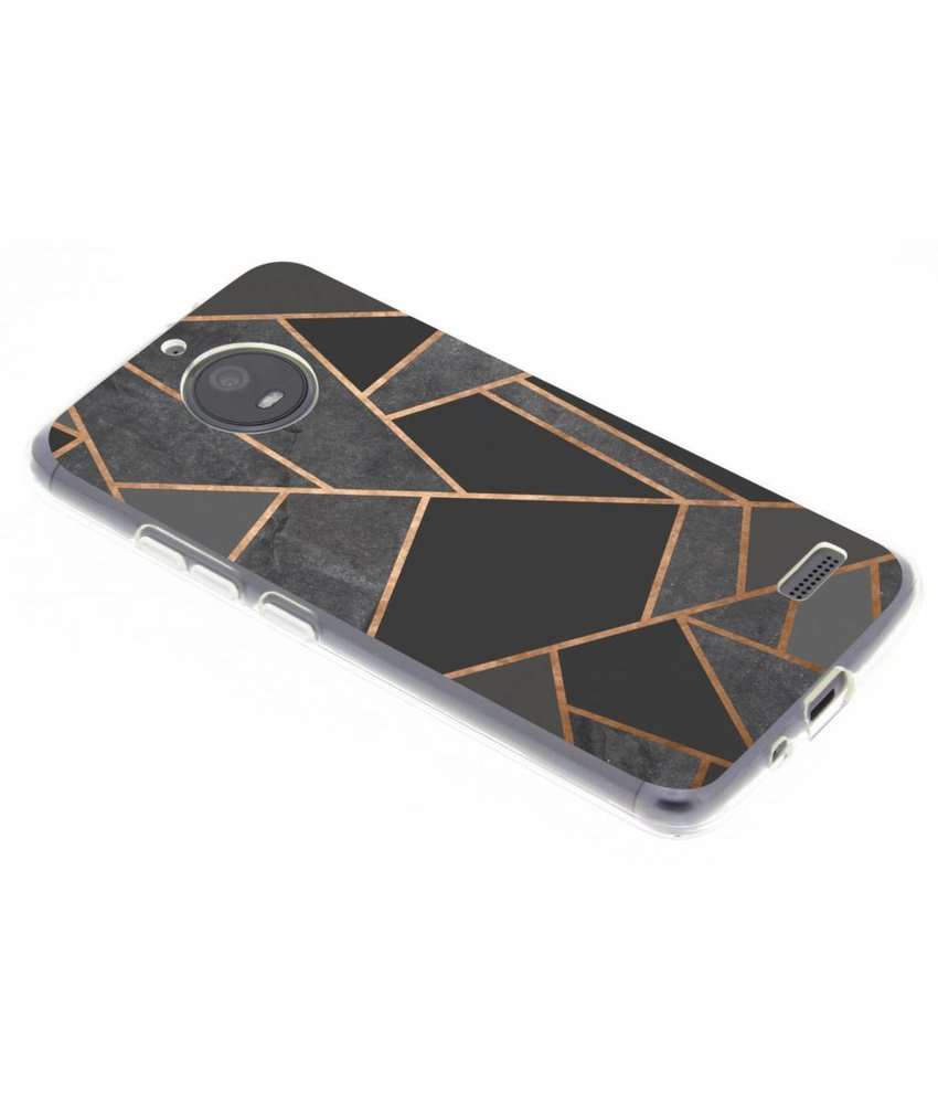 Design TPU hoesje Motorola Moto E4