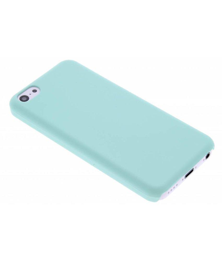 Mintgroen pastel hardcase hoesje iPhone 5c
