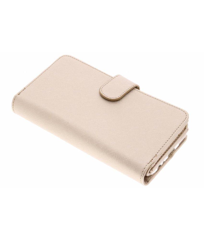 Selencia Saffiano 9 slots portemonnee hoes Huawei Mate 10 Lite