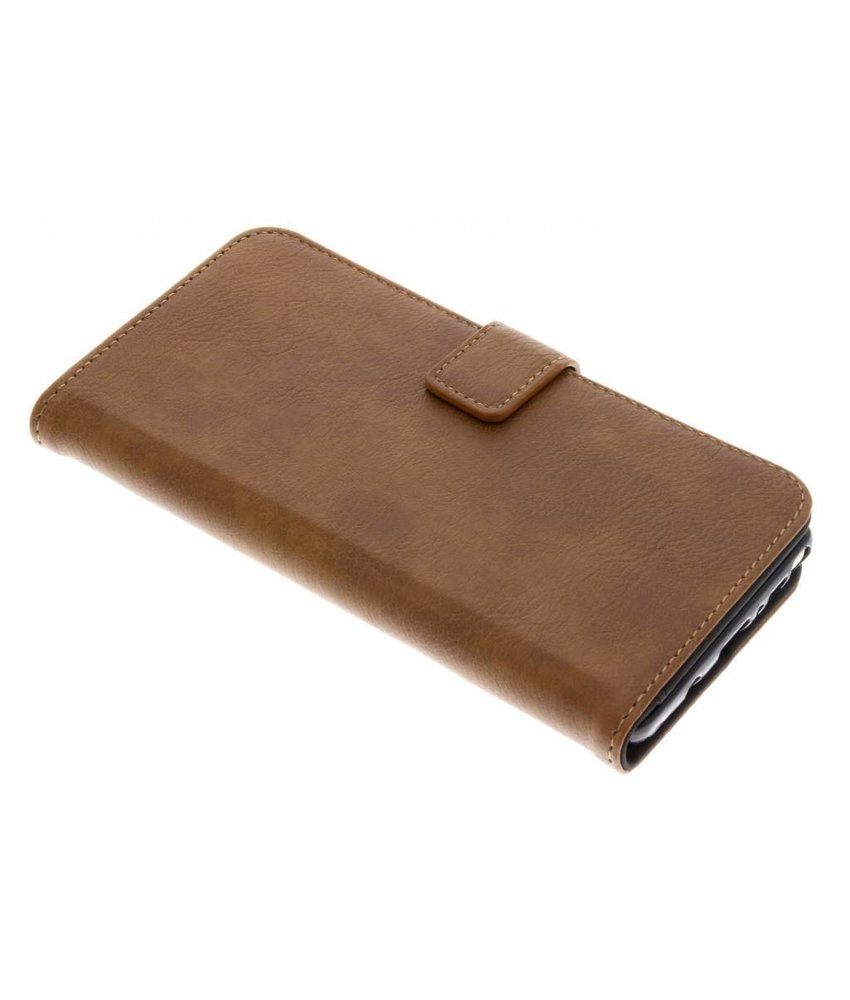 Luxe leder booktype hoes Samsung Galaxy Note 8