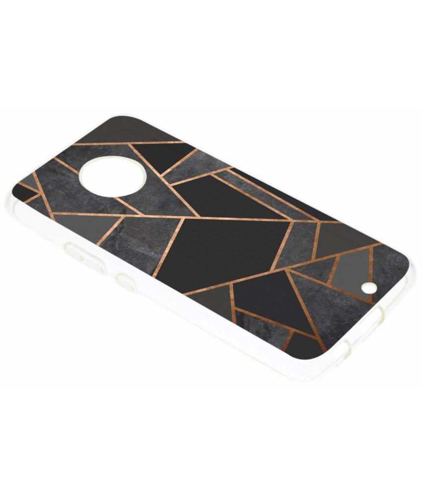 Design TPU hoesje Motorola Moto X4