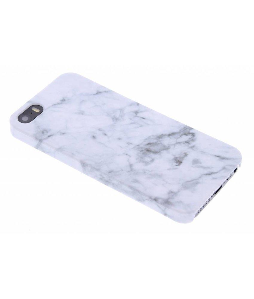 Marmer look hardcase iPhone 5 / 5s / SE