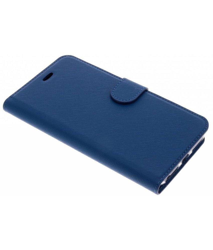 Selencia Saffiano booktype hoes iPhone 8 Plus / 7 Plus / 6(s) Plus