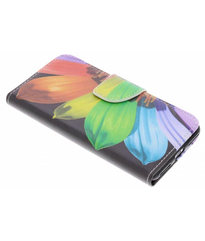 Design TPU booktype hoes Huawei Y6 Pro (2017) / P9 Lite Mini