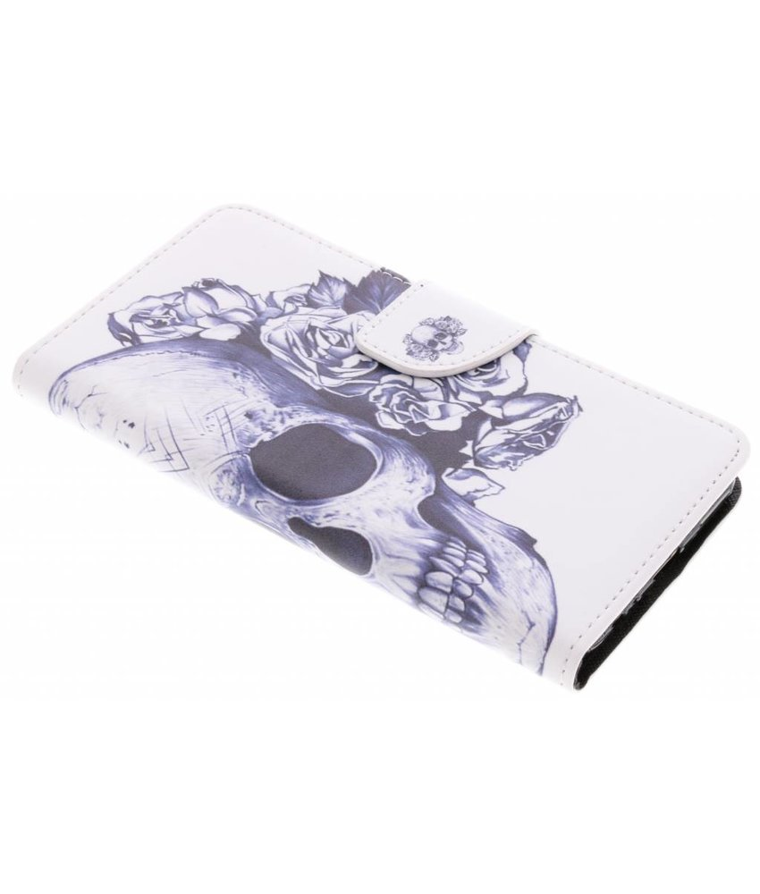 Design TPU booktype hoes Huawei Mate 10 Lite