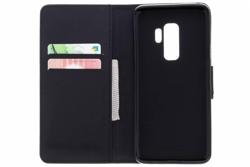 Conception Arc-en-cas Booktype Tpu Pour Samsung Galaxy S, Plus S9