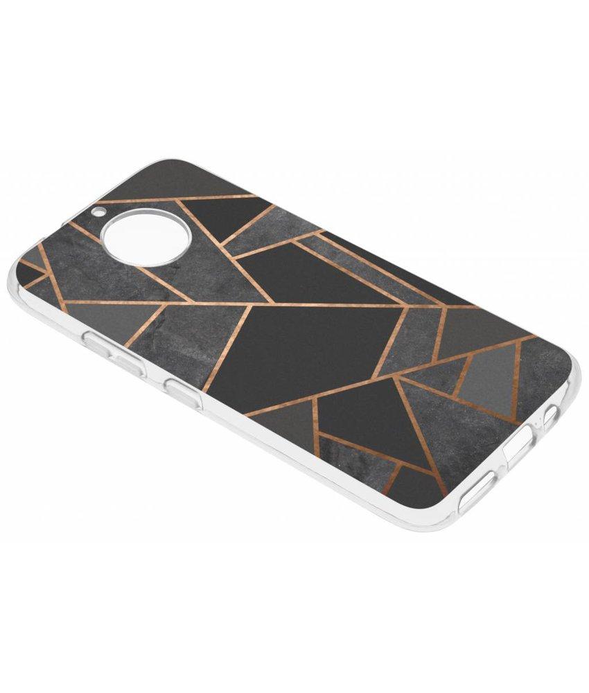 Design TPU hoesje Motorola Moto G5S Plus