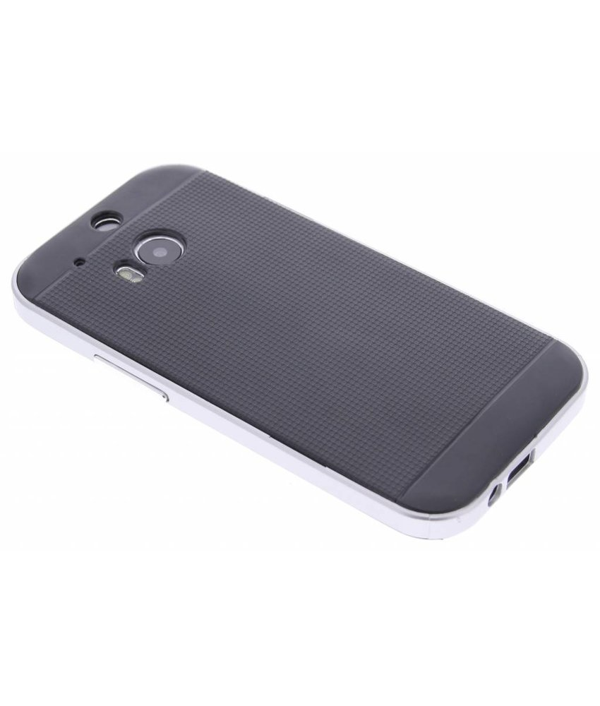 Zilver TPU Protect case HTC One M8 / M8s