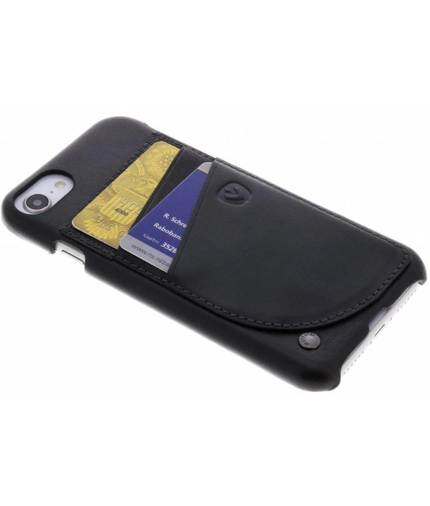 Valenta Zwart Back Cover Supreme iPhone 8 / 7 / 6 / 6s