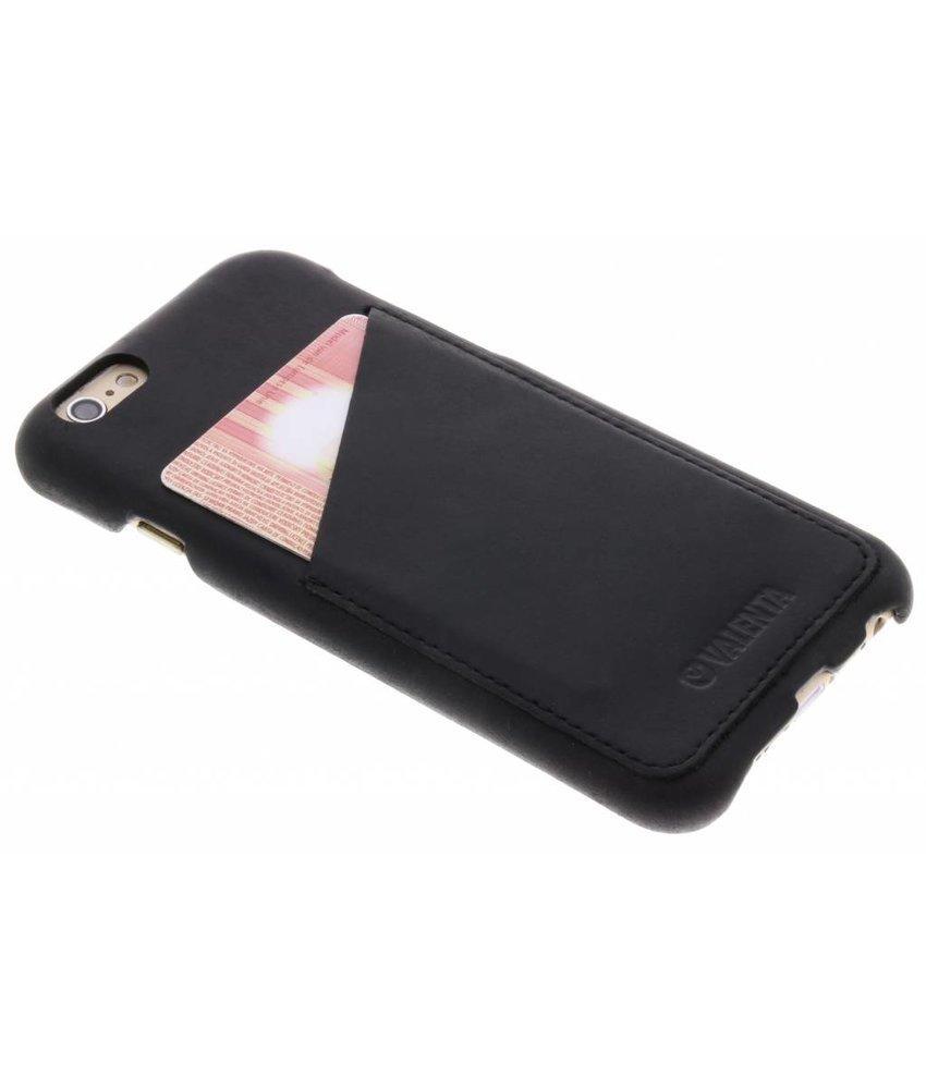 Valenta Zwart Back Cover Classic iPhone 6 / 6s