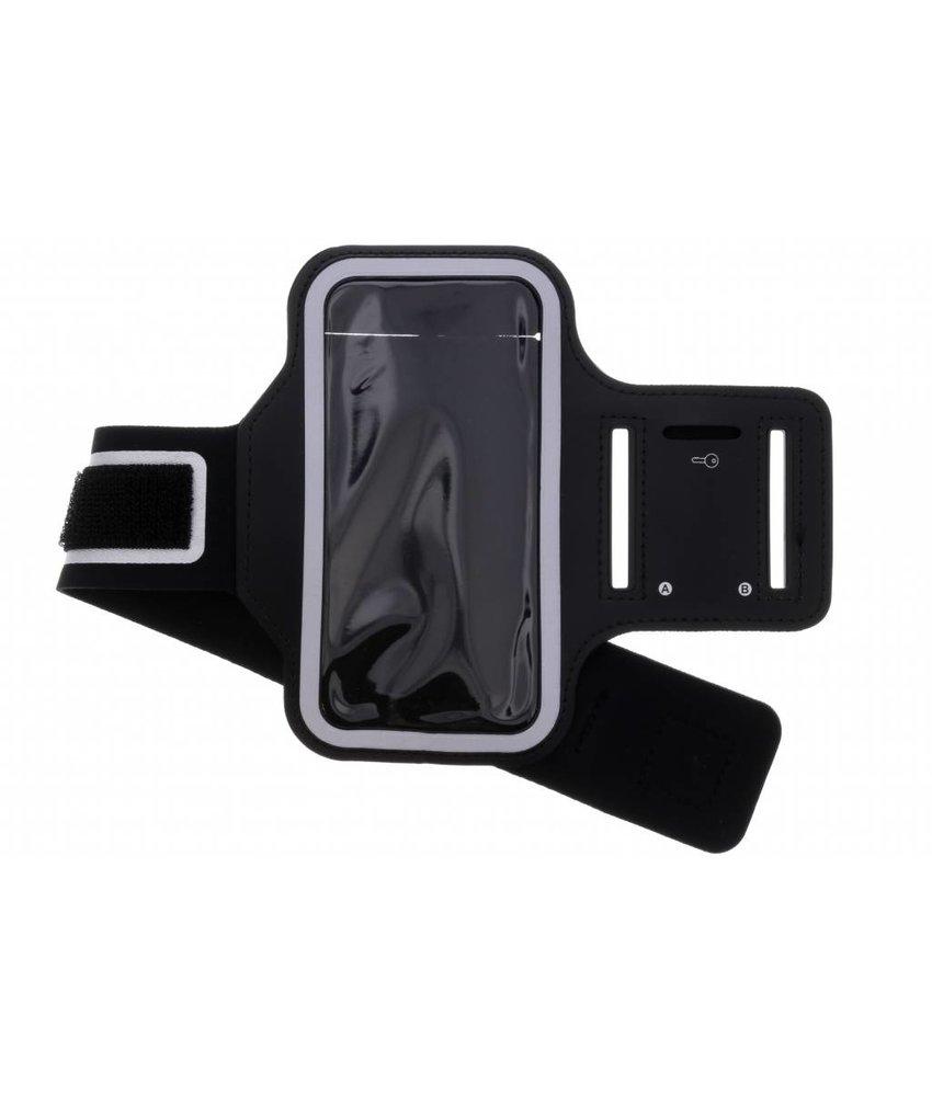 Zwart sportarmband Samsung Galaxy S9 Plus