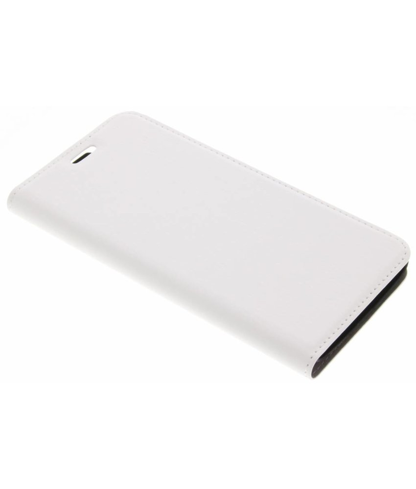 Wit Effen Booklet Motorola Moto G5S