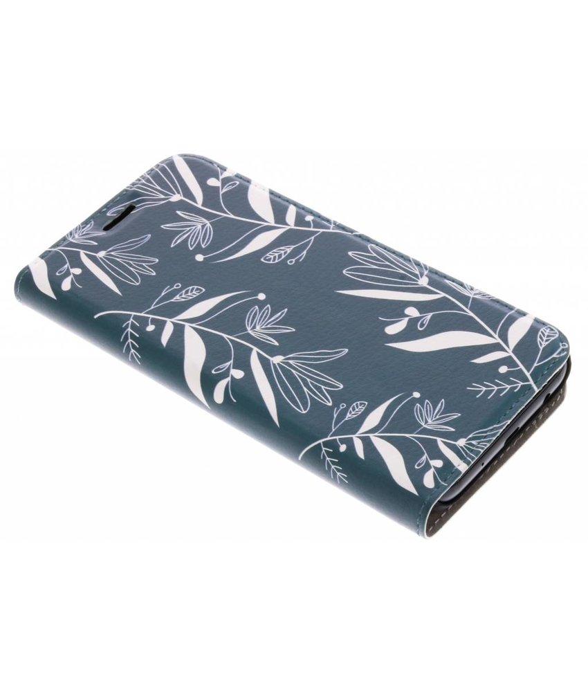 Botanic Bloem Design Booklet Samsung Galaxy J5 (2017)