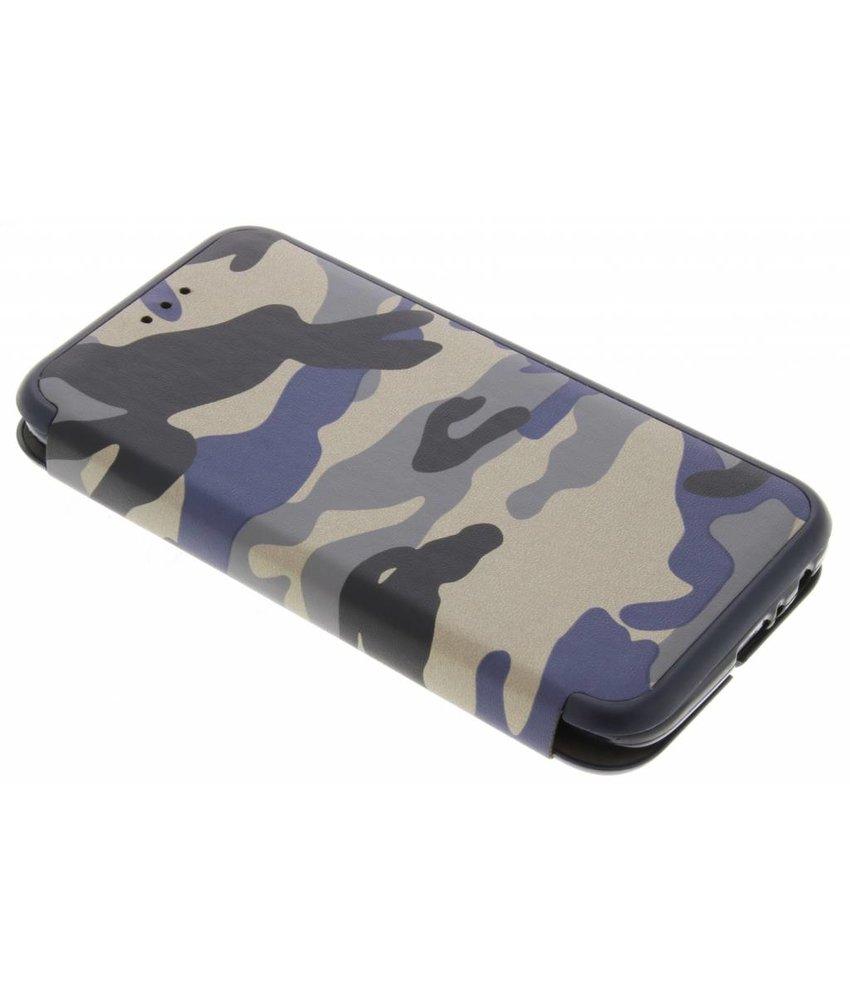 Army Slim Folio Case Motorola Moto G5 Plus