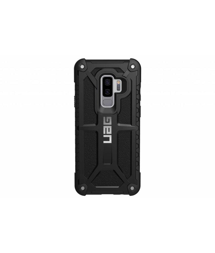 UAG Zwart Monarch Hard Case Samsung Galaxy S9 Plus