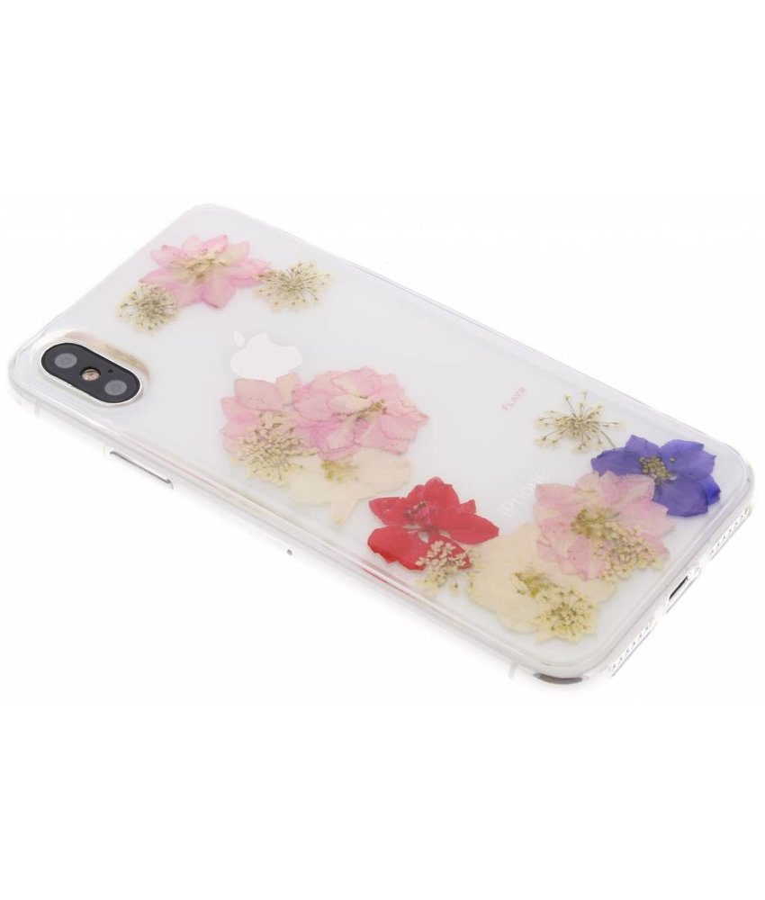Flavr Real Flower Case iPhone X