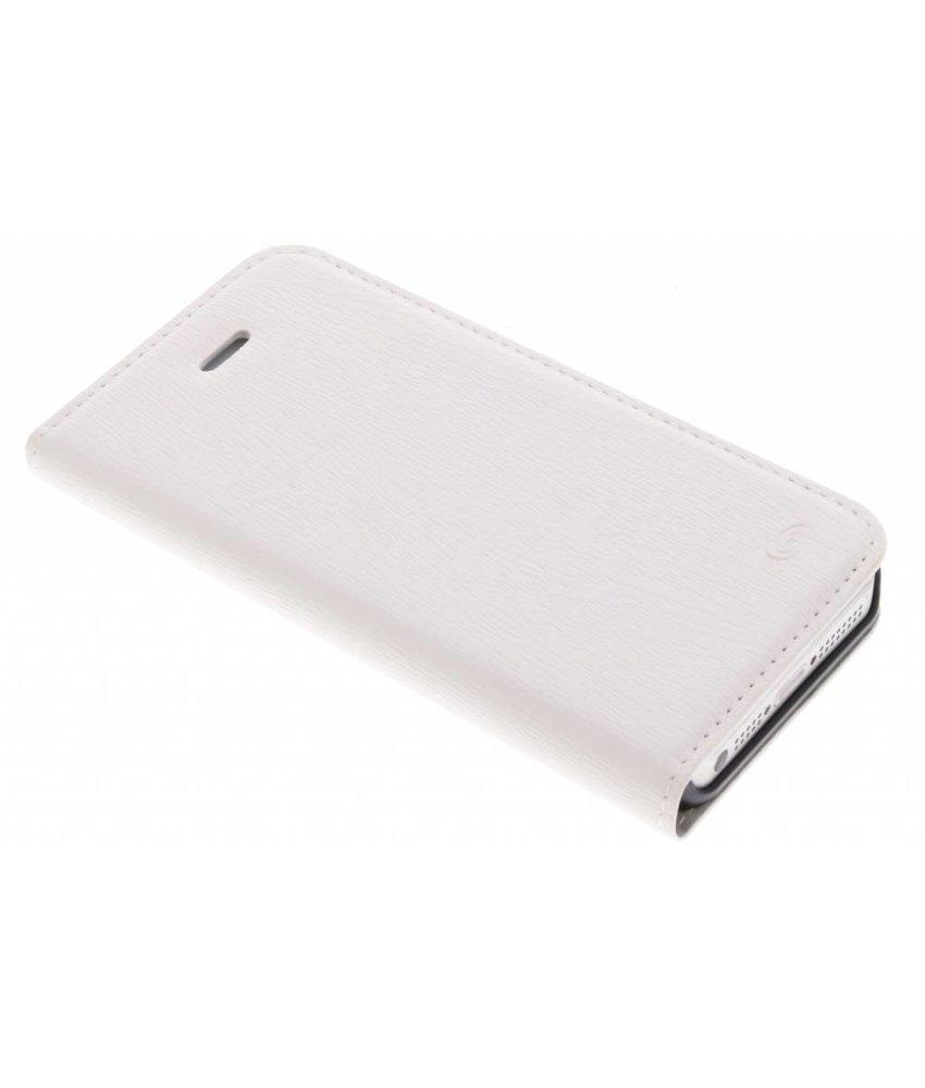 Fonex Wit Classic Book Case iPhone 5 / 5s / SE