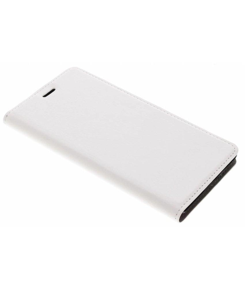 Wit Effen Booklet Nokia 8