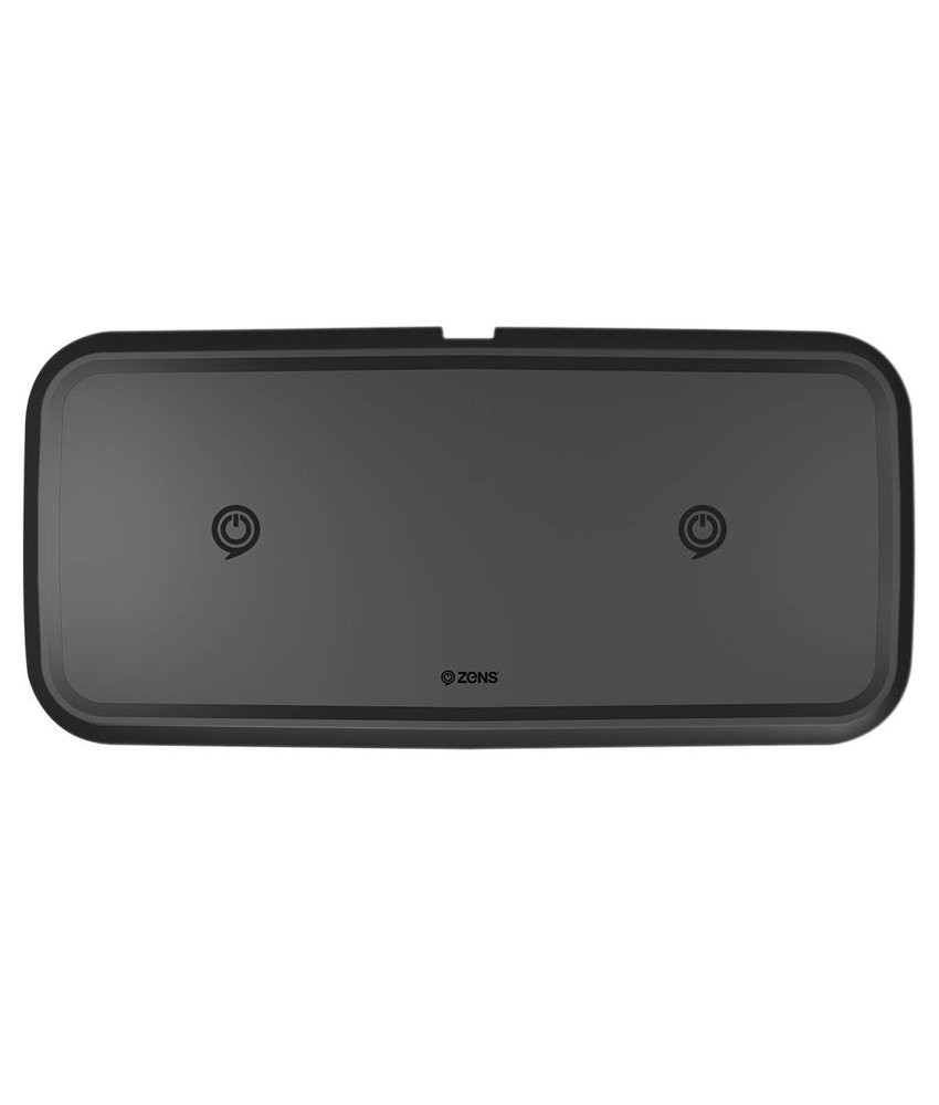Zens Dual Fast Wireless Charger