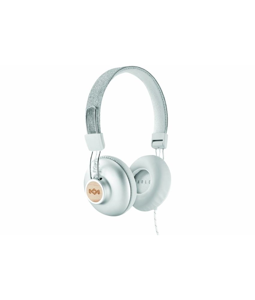 House of Marley Zilver Positive Vibration 2 Headphones