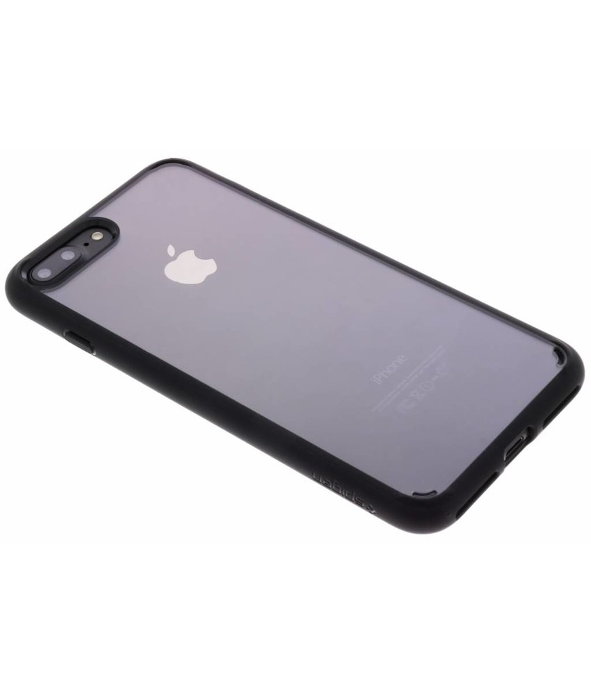 Spigen Zwart Ultra Hybrid Case iPhone 8 Plus / 7 Plus