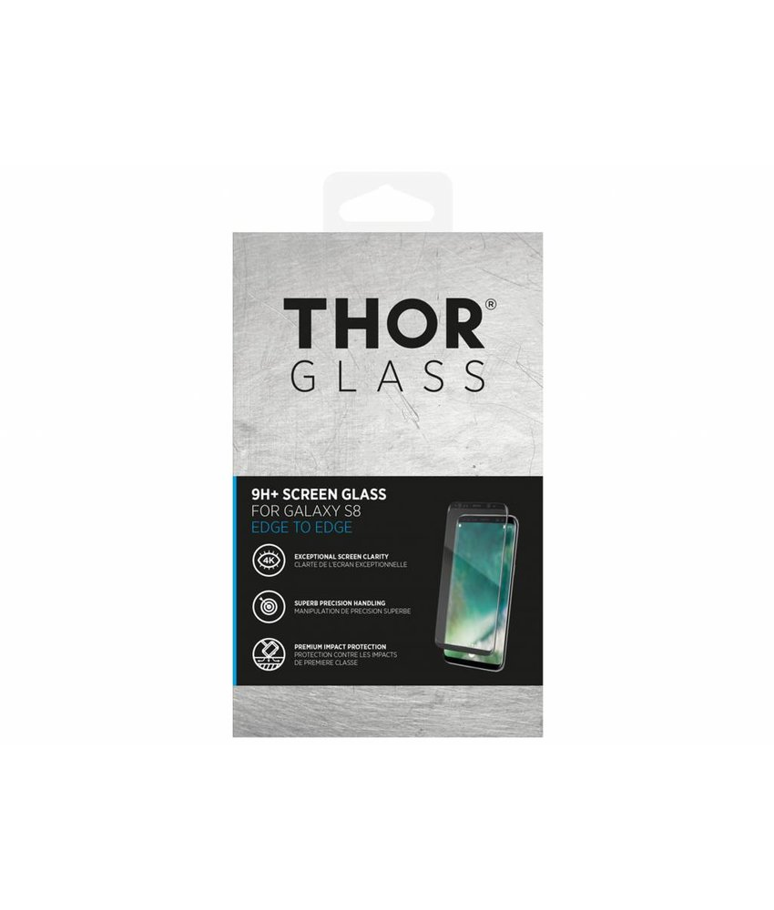THOR 9H+ Edge to Edge Glass Protector Samsung Galaxy S8 Plus