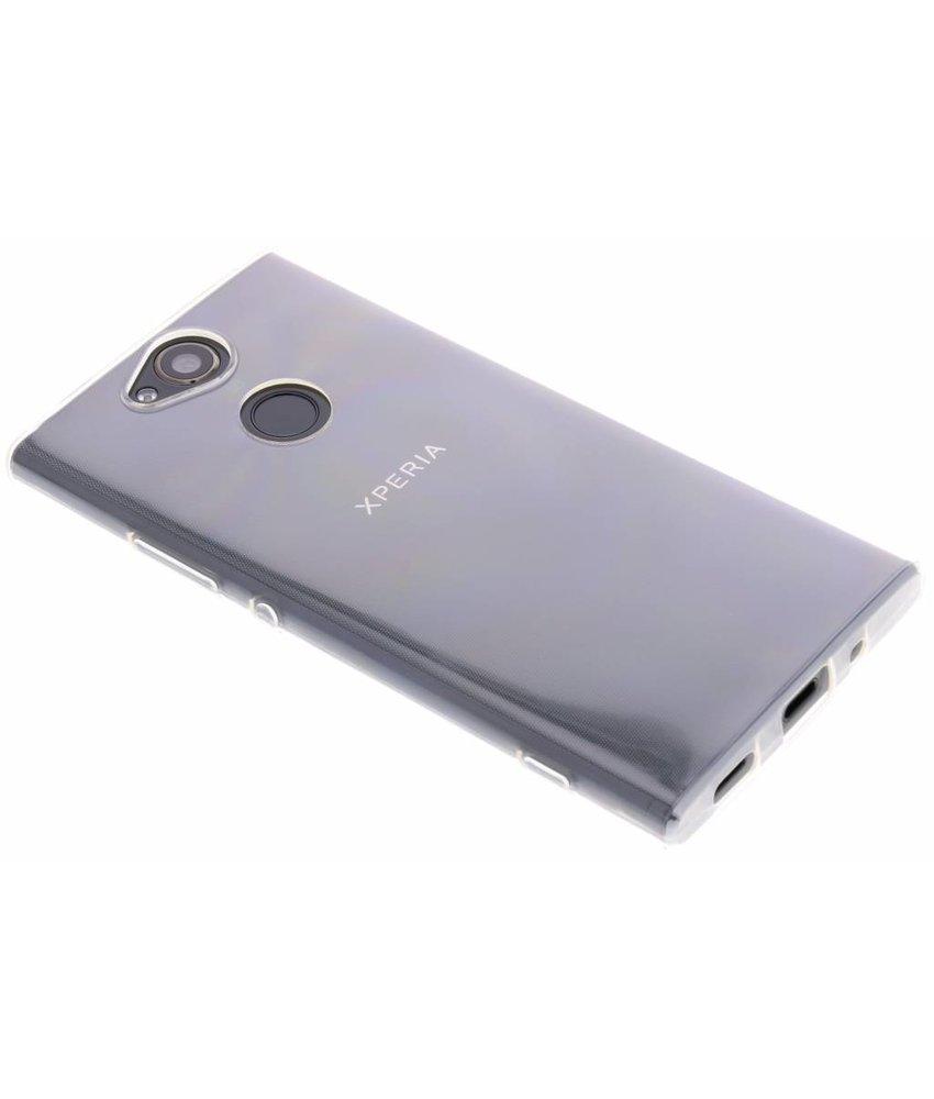 Ultra thin transparant TPU hoesje Sony Xperia XA2