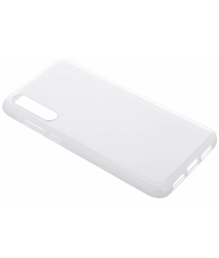 Transparant gel case Huawei P20 Pro