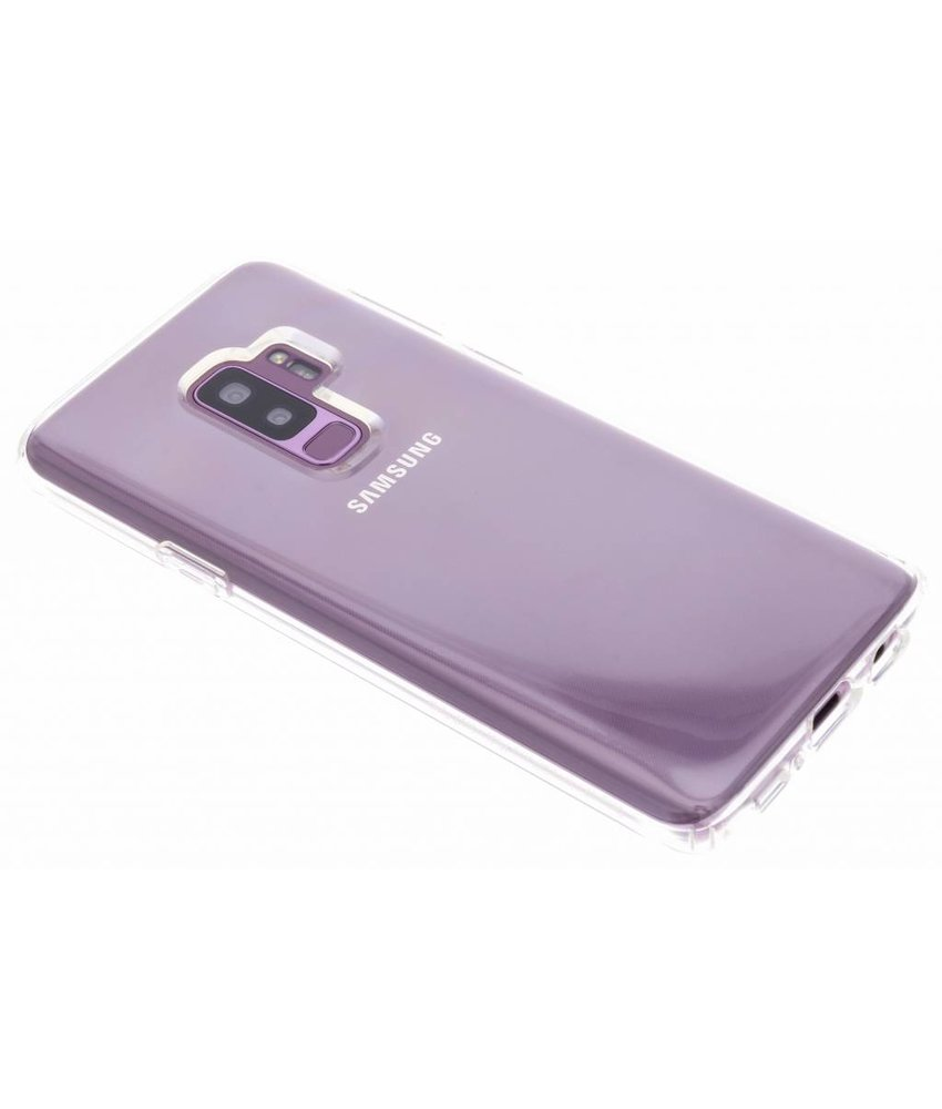 Spigen Transparant Liquid Crystal™ Case Samsung Galaxy S9 Plus