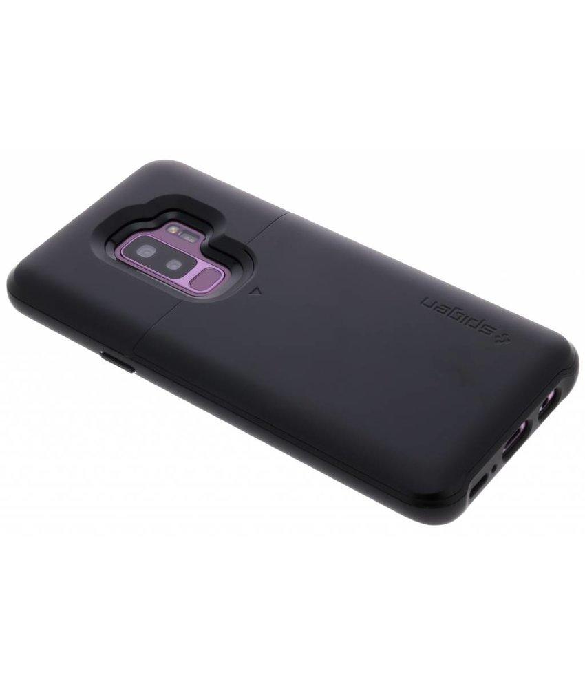Spigen Zwart Slim Armor™ CS Case Samsung Galaxy S9 Plus