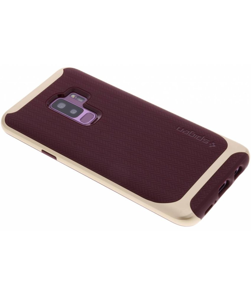 Spigen Paars Neo Hybrid™ Case Samsung Galaxy S9 Plus