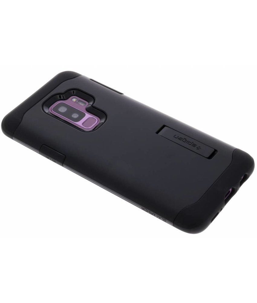 Spigen Zwart Slim Armor™ Case Samsung Galaxy S9 Plus