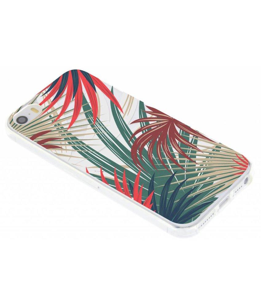 Urban design siliconen hoesje iPhone 5 / 5s / SE