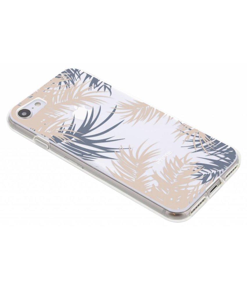 Delicate design siliconen hoesje iPhone 8 / 7