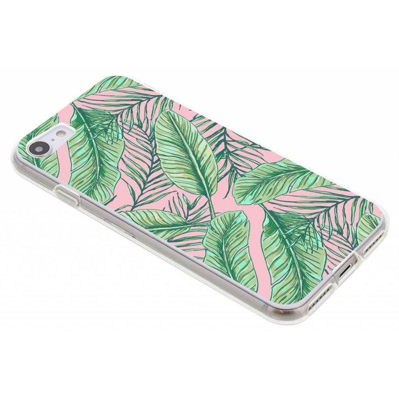 Rebel design siliconen hoesje iPhone 8 / 7