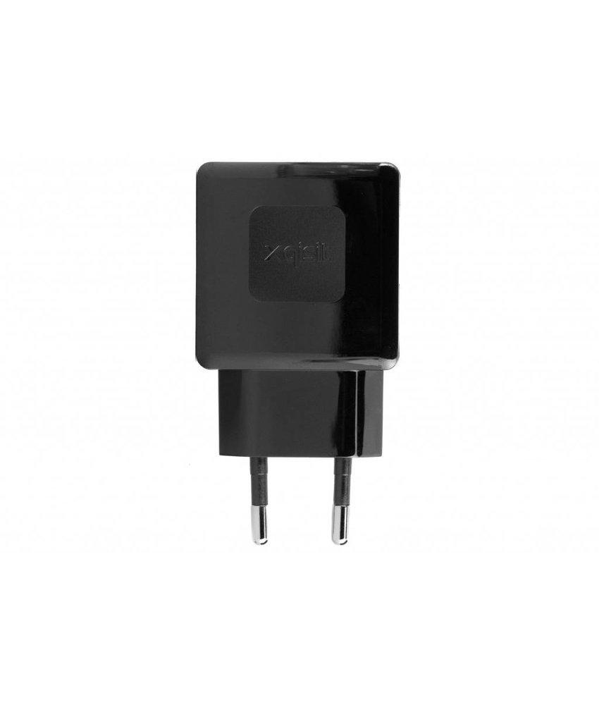Xqisit Dual USB Travel Charger - 3,4 ampère